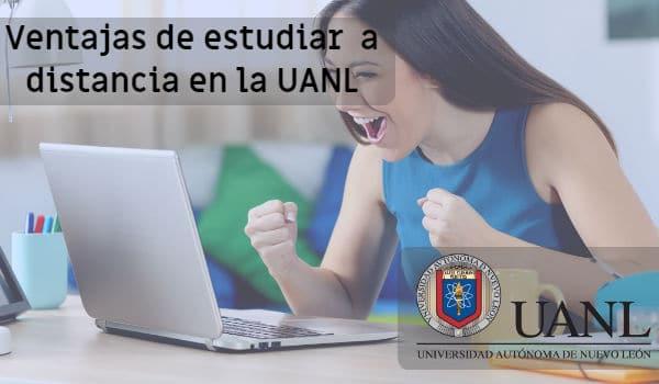 ventajas estudiar distancia UANL