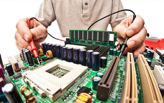 Técnico en electrónica-