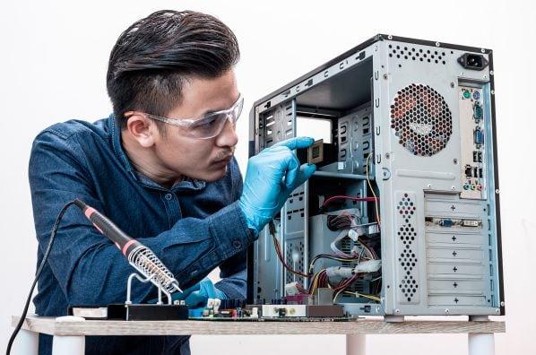 Técnico en informática
