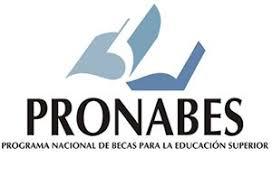 Becas PRONABES