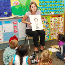 Licenciatura en Educación Preescolar en línea