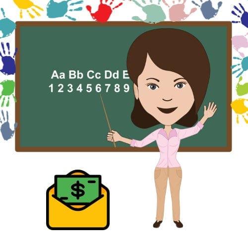 ¿Cuánto gana un maestro de preescolar?