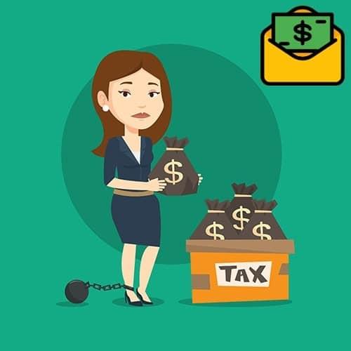 ¿Cuánto gana un maestro en impuestos en línea?
