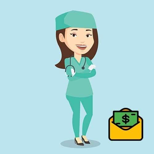 ¿Cuánto gana un maestro en salud pública?