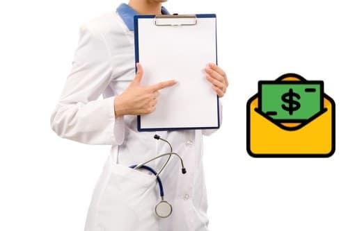 ¿Cuánto gana una enfermera?