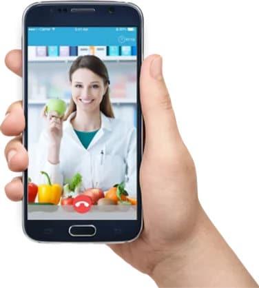 Nutriologa en línea