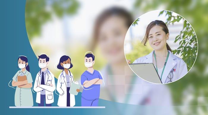 Profesiones de salud pública