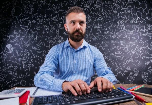Profesor de matemáticas en línea