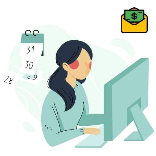 ¿Cuánto gana un trabajador social online?
