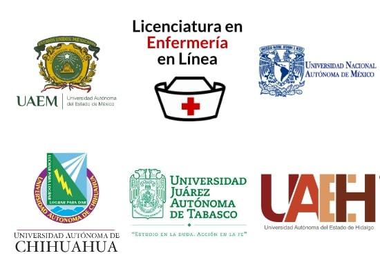 Universidades que ofrecen enfermería en línea