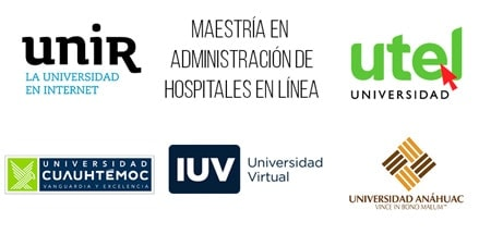 Universidades en línea que ofrecen maestría en administración de hospitales en línea