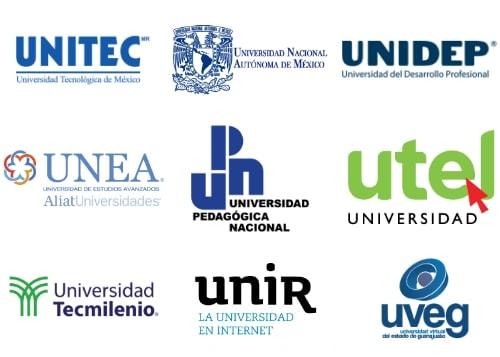 Universidad en línea Pedagogía
