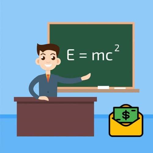 ¿Cuánto gana un físico?