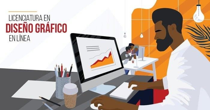 Licenciatura en diseño gráfico en línea