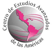 Logo Centro de Estudios Avanzados de las Américas