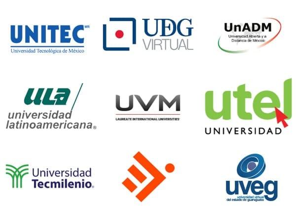 Universidades en línea que ofrecen Mercadotecnia