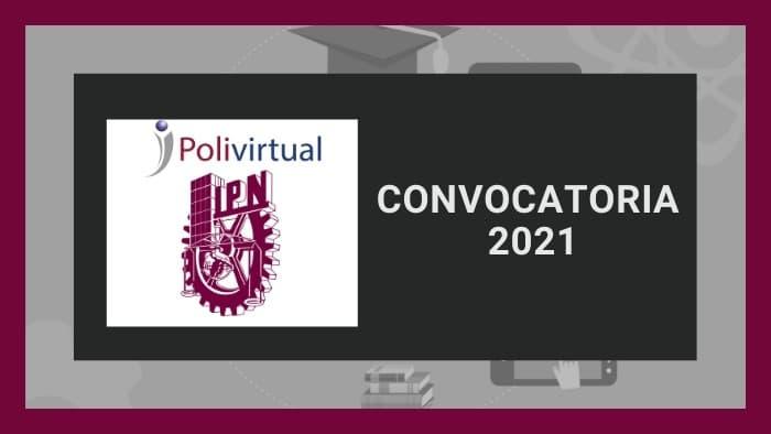 Convocatoria IPN 2021